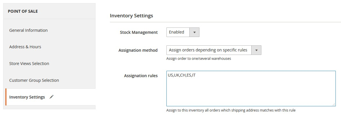 Magento 2 Multi Stock Management Extension For Magento