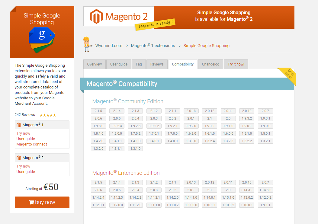 Wyomind - Frequently Asked Questions - Magento 2
