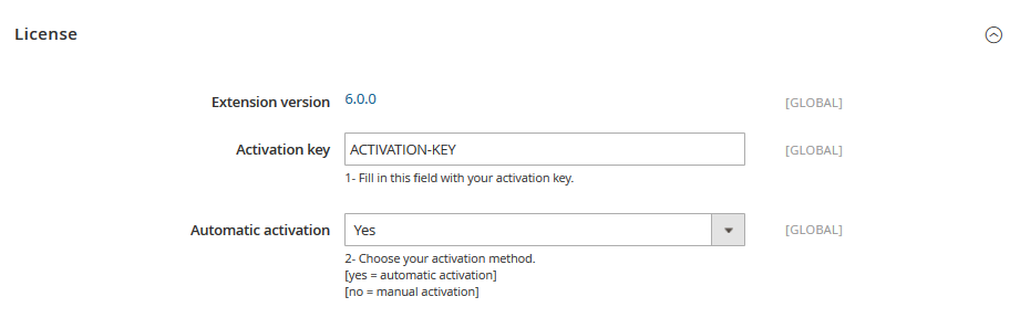download version activation key meaning