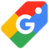 logo Simple Google Shopping